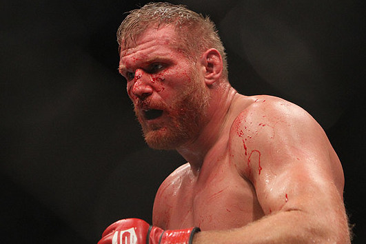 Josh Barnett to Undergo UFC-Sponsored Random WADA Testing Ahead of UFC 168