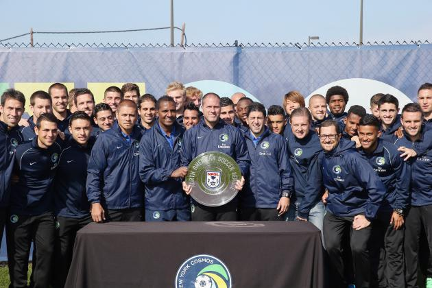 New York Cosmos Make NASL Championship Game: Good or Bad for the League?