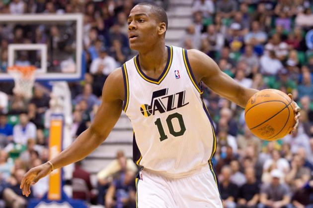Utah Jazz Ought to Start Alec Burks at Point Guard Alongside Gordon Hayward