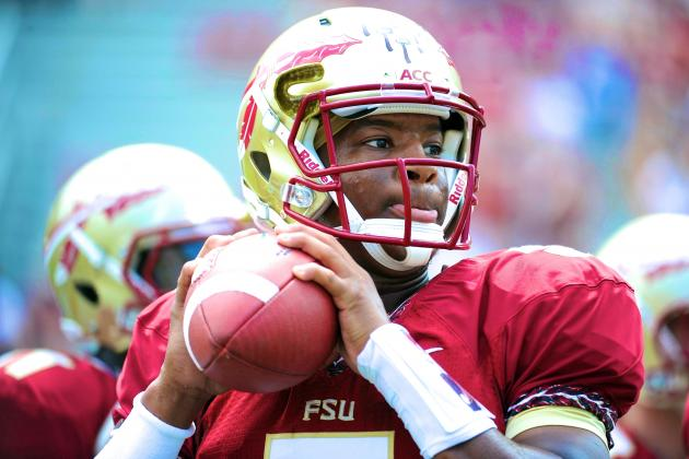 NFL Scout Reportedly Says Jameis Winston Would Be 2014's No. 1 Pick If Eligible