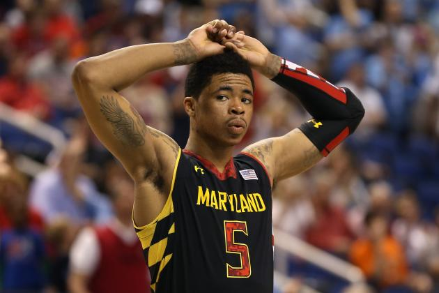 A History of Maryland's Basketball Uniforms