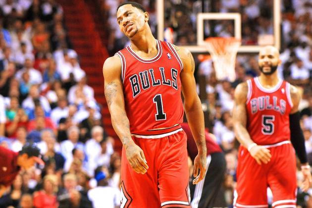 Derrick Rose Injury: Updates on Bulls Star's Status, Likely Return Date