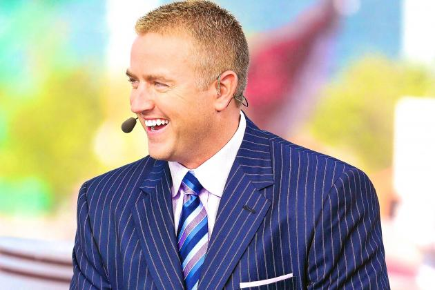 Kirk Herbstreit 2.0: ESPN Analyst Talks to B/R About FSU, 'Bama and Baylor