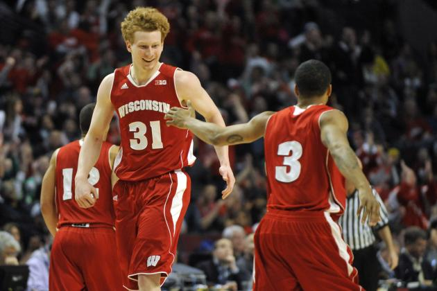 Badgers Men's Basketball: UW Picked Fourth in Big Ten in Writers' Poll