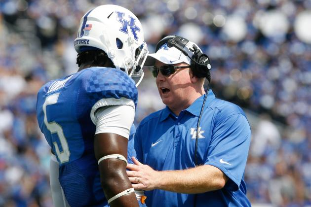 Stoops Says Cats Learning How to Be Tough