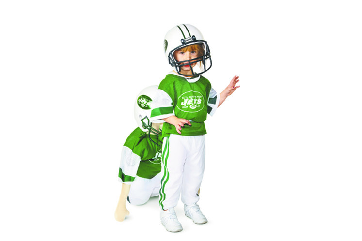 Kids Have Some Great Sports-Related Halloween Costumes to Choose from in 2013