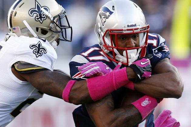New England Patriots Rookie WR Aaron Dobson Is Beginning to Cash in