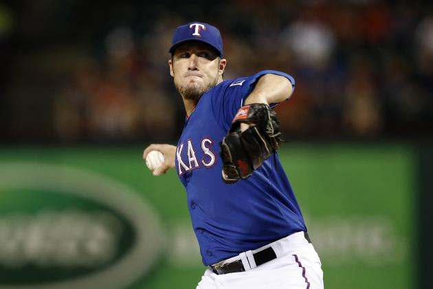 With $30M to Remake Roster, Rangers Might Not Keep Both Cruz and Nathan