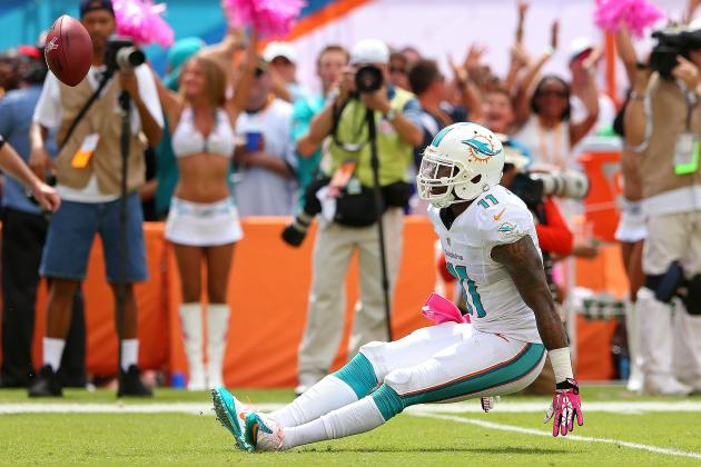 Bengals vs. Dolphins: How the Emergence of Mike Wallace Can Carry Miami to a Win