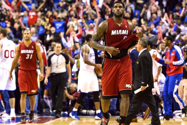 Can Miami Heat Maintain Killer Instinct All Season? Do They Even Have To?