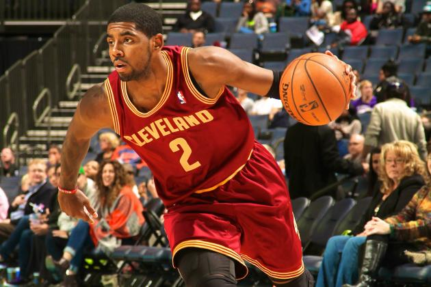 Why 2013-14 NBA Season Will Be the Year of Kyrie Irving