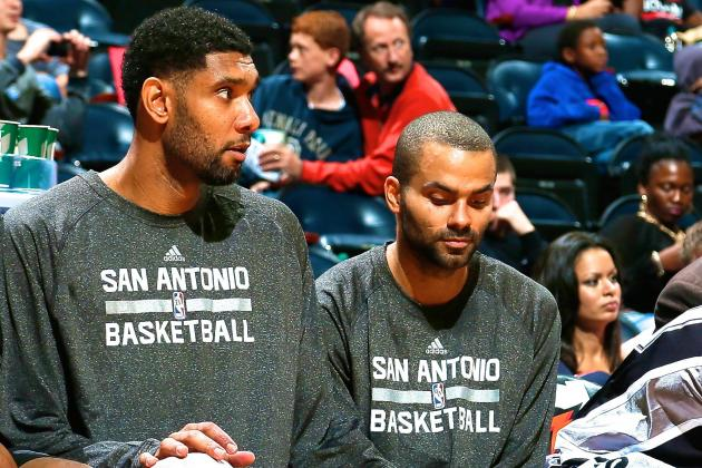 Tim Duncan Injury: Updates on Spurs Star's Chest, Likely Return Date