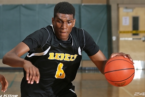Kevon Looney to UCLA: Bruins Land 5-Star Forward Prospect
