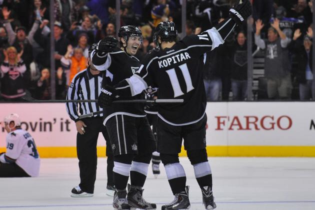 Kings Still Have Sharks' Number, Win in Overtime