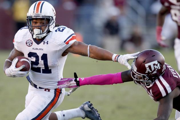 SEC Football Q&A: How Much of a Challenge Will Auburn Be for Alabama?