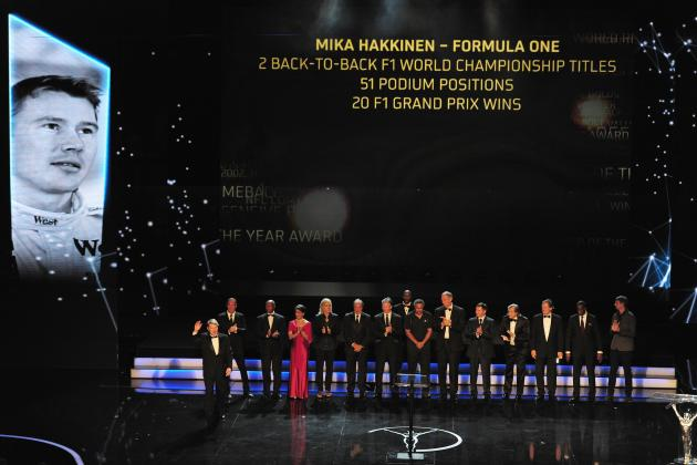 Where Does Mika Hakkinen Stand Among Formula 1's Greatest Drivers?
