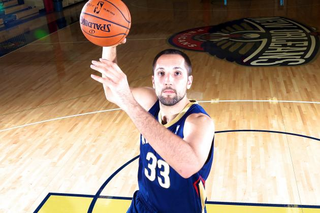 Pelicans Forward Ryan Anderson out 1-3 Weeks with Chip Fracture in Toe