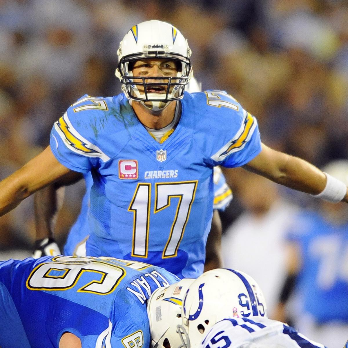 San Diego Chargers Bye Week 2014: Are The San Diego Chargers A Trick Or A Treat?