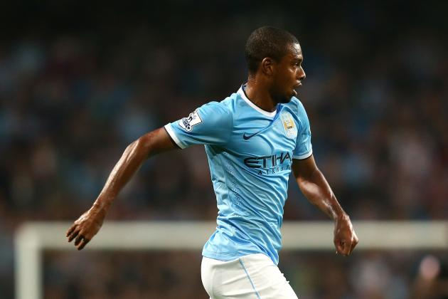Manchester City's Fernandinho Starting to Show Potential