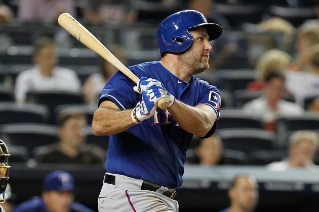 Rangers Decline Lance Berkman's Option