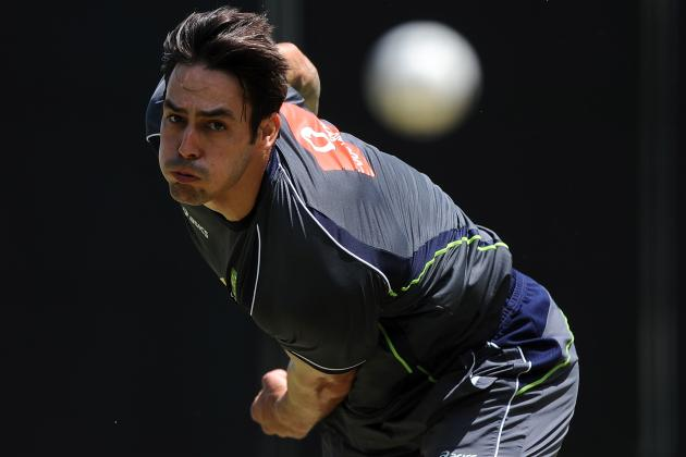Assessing Mitchell Johnson's Chances of an Ashes Recall