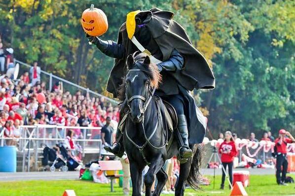 Sleepy Hollow High School Has the Nation's Scariest Mascot