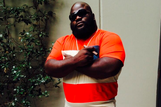 WWE Superstar Mark Henry Dresses Up as Rick Ross for Halloween