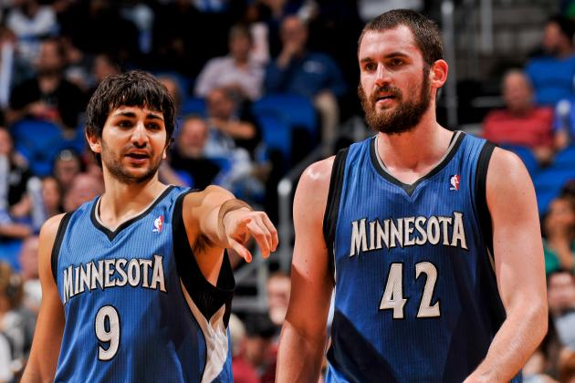 Is Ricky Rubio-Kevin Love Enough to Finally Make Minnesota Timberwolves Legit?