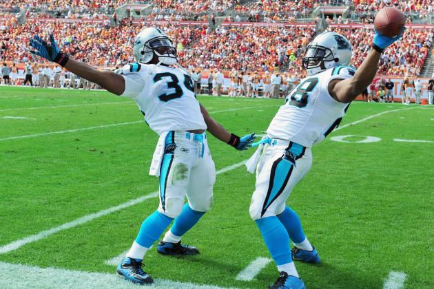 How the Panthers Can Get the Most out of Crowded Backfield