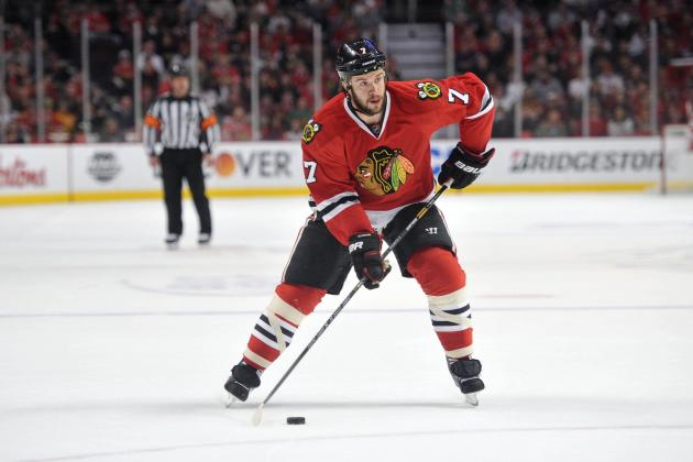 Breaking Down Brent Seabrook's Case to Make Team Canada at 2014 Olympics