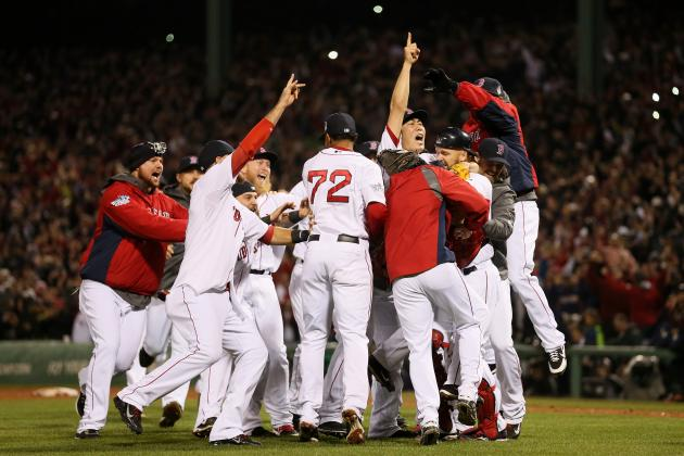 Red Sox Fan Tweeted World Series Outcome with Spooky Precision Before Season