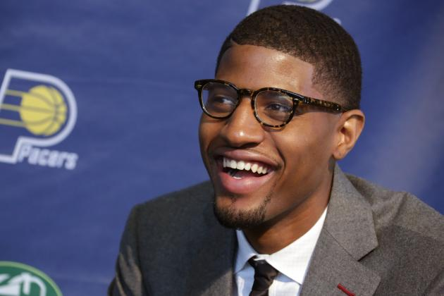 Pacers' Paul George Buys out Alma Mater's Opening Night Tickets to Give Away