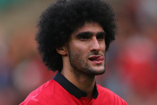 Marouane Fellaini Must Adapt to a New Challenge at Manchester United