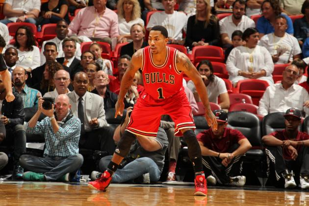 Derrick Rose's Slow Start After Return from Injury Shouldn't Come as Surprise