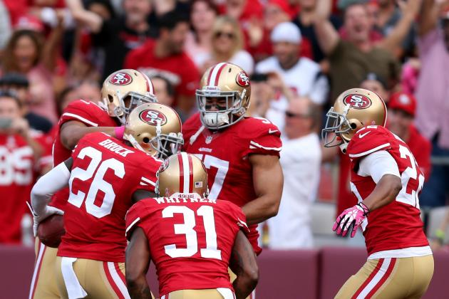 Debate: Who's Been the Biggest Surprise on the 49ers so Far This Season?