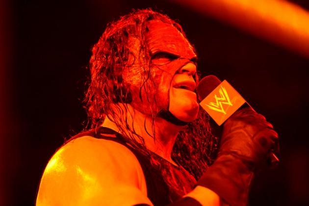 Kane as Monster for 'The Authority' Is a Great Fit