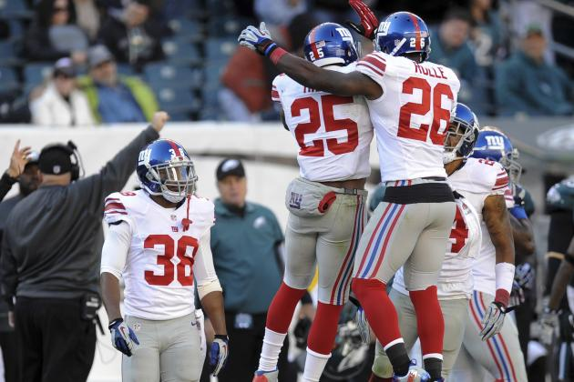 Debate: Who Has Been the Biggest Surprise on the Giants so Far This Season?