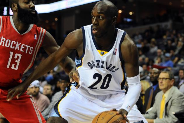 Grizzlies Agree to Contract Extension with Quincy Pondexter