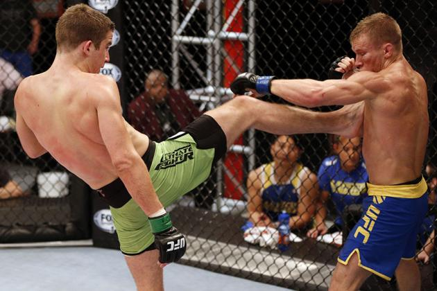 TUF 18: Power Ranking the Fighters After the Quarterfinals