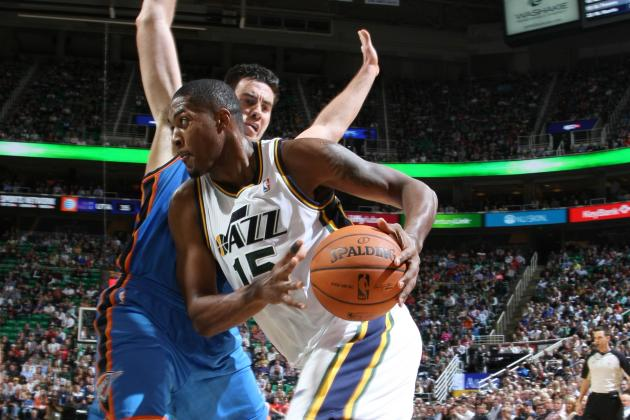 Derrick Favors Is Worth Every Penny of His Utah Jazz Contract Extension