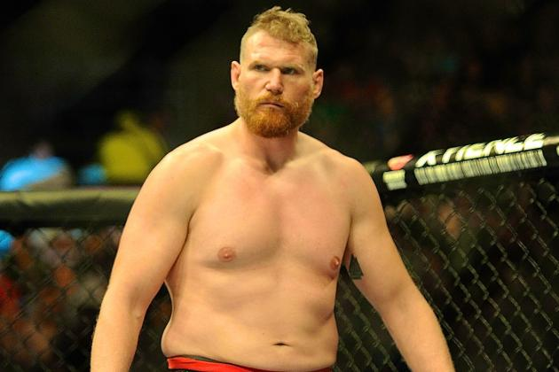 Josh Barnett Faces Random WADA Drug Testing Until the End of 2014