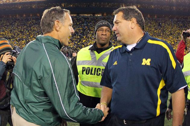 Michigan vs Michigan State: Players to Watch in Clash of Top 25 Rivals