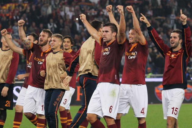 Another Win for Roma, but Even First Defeat Won't Derail Rudi Garcia's Side