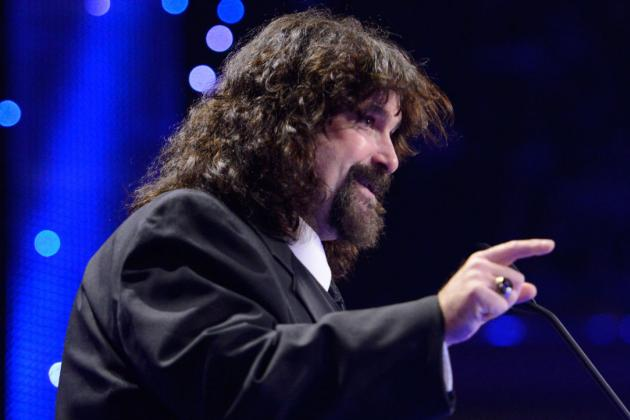 Full Career Retrospective and Greatest Moments for Mick Foley