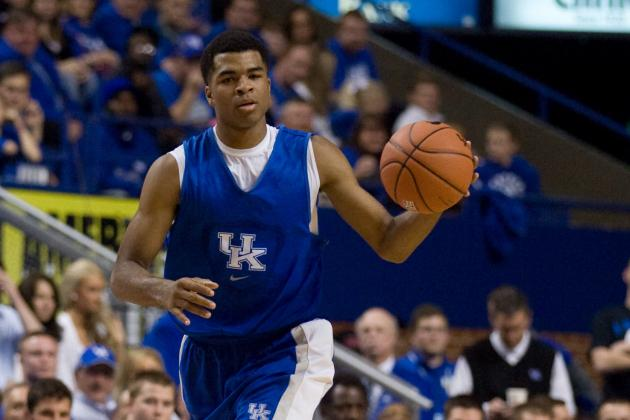 Andrew Harrison Out Friday vs. Transylvania