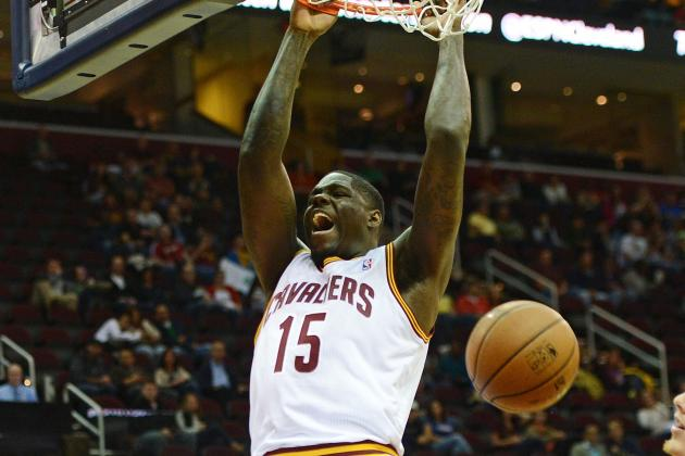 Did Anyone Notice Anthony Bennett's Cleveland Cavaliers Rookie Debut?