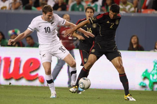 The New Zealand Players Mexico Must Be Wary of