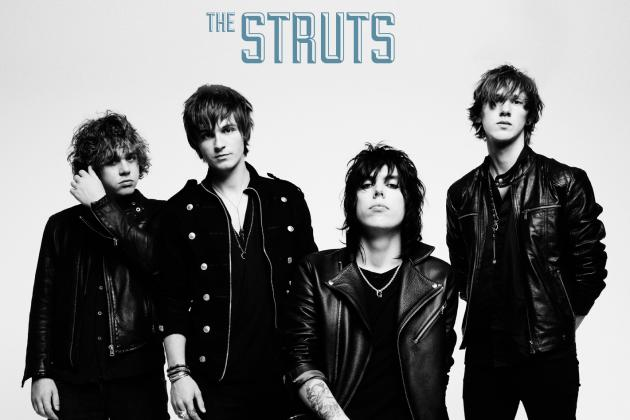 FIFA Battles over Who Makes the Teas: The Struts Bring Rock 'n' Roll Up to Date