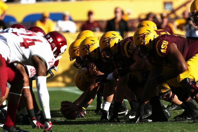 Arizona State vs. Washington State: Live Score and Highlights