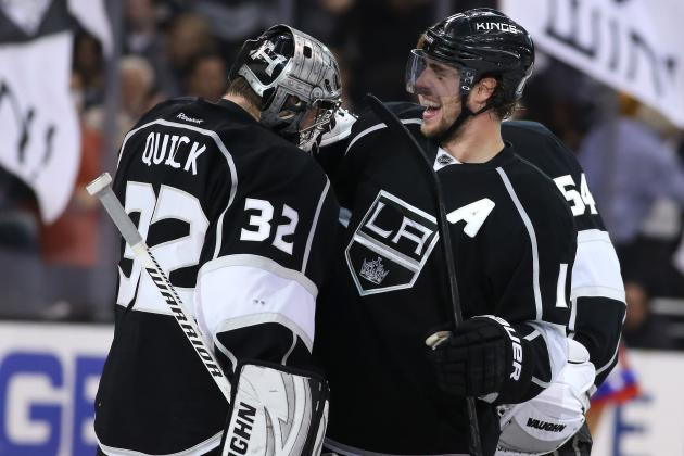 Breaking Down Los Angeles Kings' Place in the 2013-14 Pacific Division Race